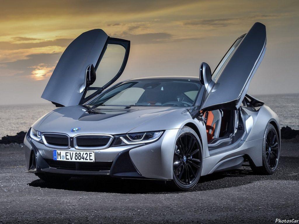 BMW i8 Coupe 2019