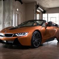 BMW i8 Roadster 2019