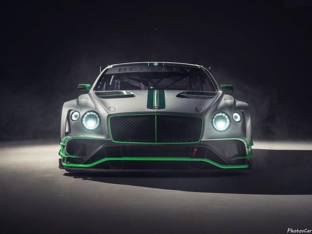Bentley Continental GT3 Racecar 2018