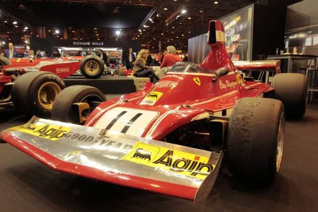 Ferrari F1 312 B3 de 1974