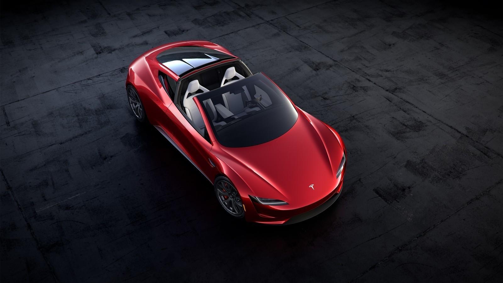 Tesla Roadster 2020