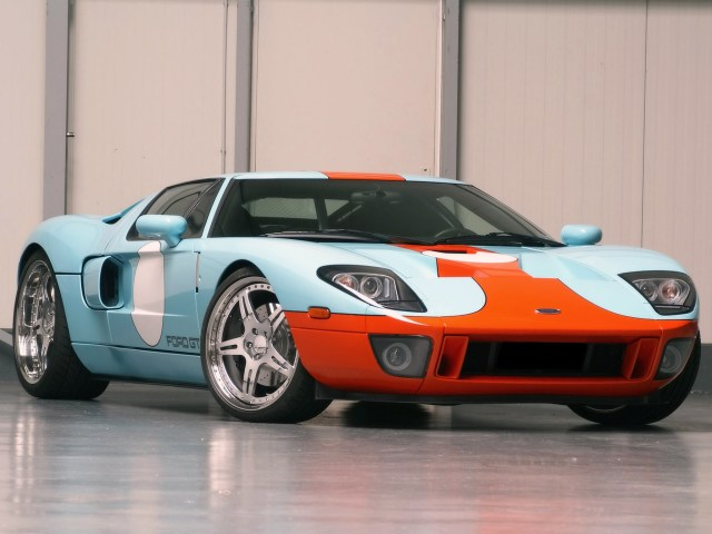 2009 Wheelsandmore Ford GT
