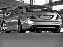 2009 Wheelsandmore Mercedes CL45 C216