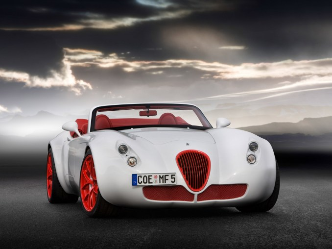 2009 Wiesmann Roadster MF5 Limited Edition