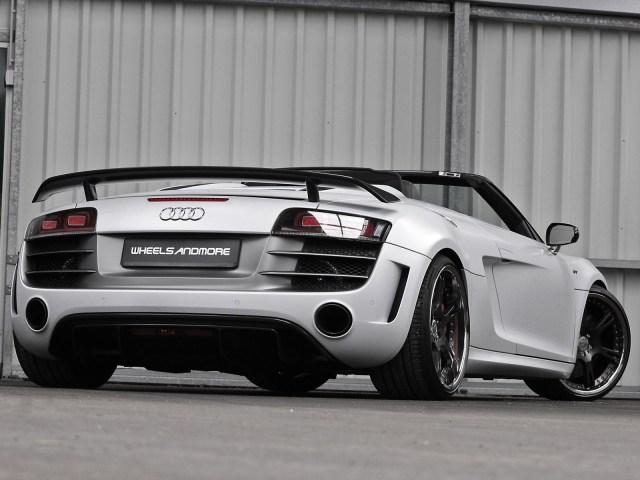 2012 Wheelsandmore Audi R8 Spyder GT