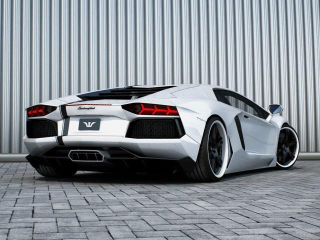 2012 Wheelsandmore Lamborghini Aventador LP777-4