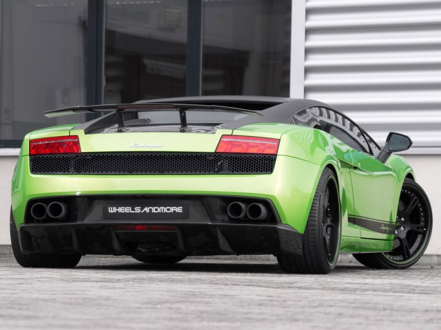 2012 Wheelsandmore Lamborghini Gallardo LP620-4 Superleggera