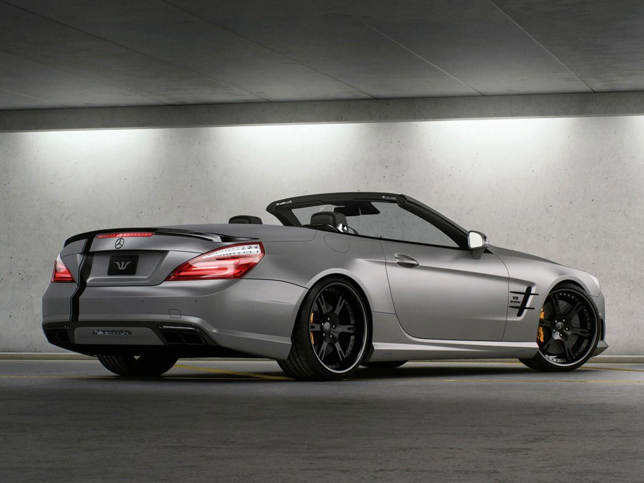 2012 Wheelsandmore Mercedes SL63 AMG Seven 11