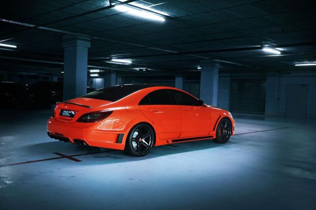 2013 GSC - Mercedes CLS 63 AMG