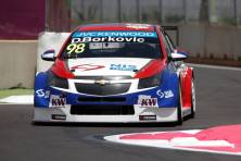 2014 Wtcc - Marrakech - Chevrolet - Borkovic