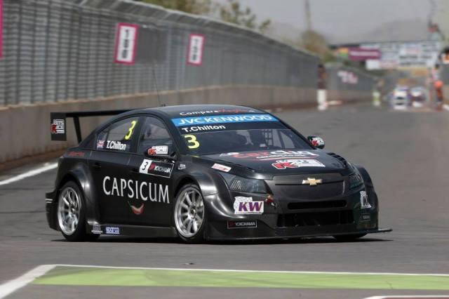 2014 Wtcc - Marrakech - Chevrolet - Chilton