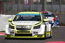 2014 Wtcc - Marrakech - Chevrolet - Valente
