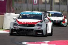 2014 Wtcc - Marrakech - Citroen - Muller