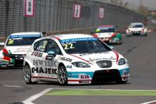 2014 Wtcc - Marrakech - Seat - Fulin