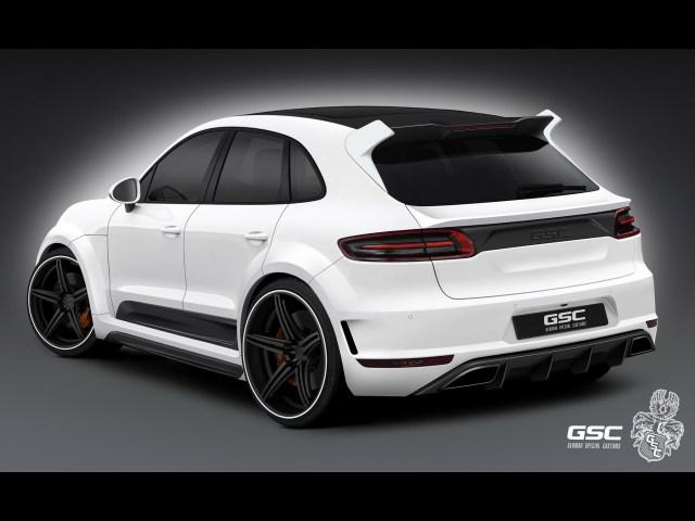 2014 GSC - Porsche Macan