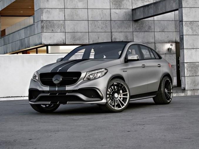 2015 Wheelsandmore Mercedes GLE 63 AMG