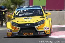 2015 Wtcc - Marrakech - Robert Huff - Lada Vesta