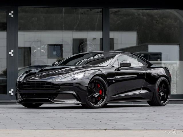 2016 Wheelsandmore - Aston Martin Vanquish Carbon Edition