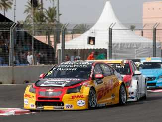 WTCC 2017 - Marrakech - CORONEL Tom