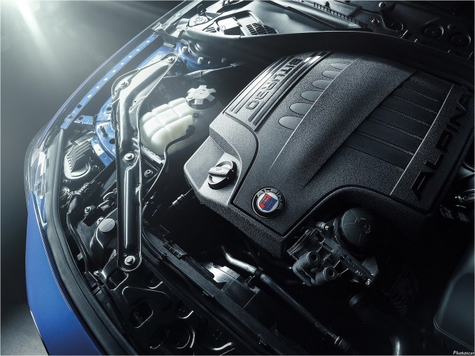 Alpina B4 S Bi-Turbo Cabrio F33 2017