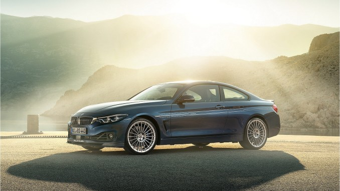 Alpina B4 S Bi-Turbo Coupe F32 2017