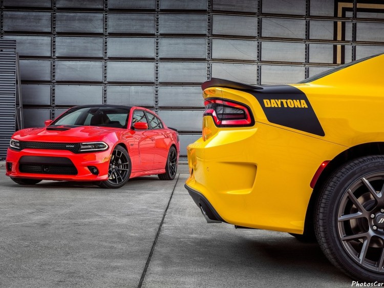 Dodge Charger Daytona 392 2017