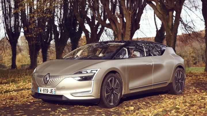 Renault Symbioz 2 Concept 2017 : Modèle avec conduite autonome