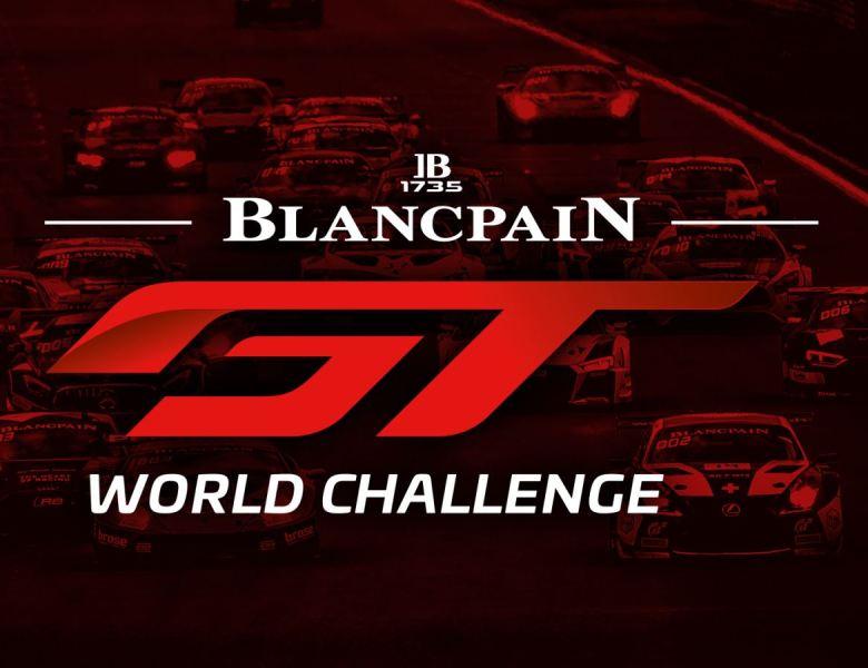 Blancpain GT Series 2017: Championnat Européen