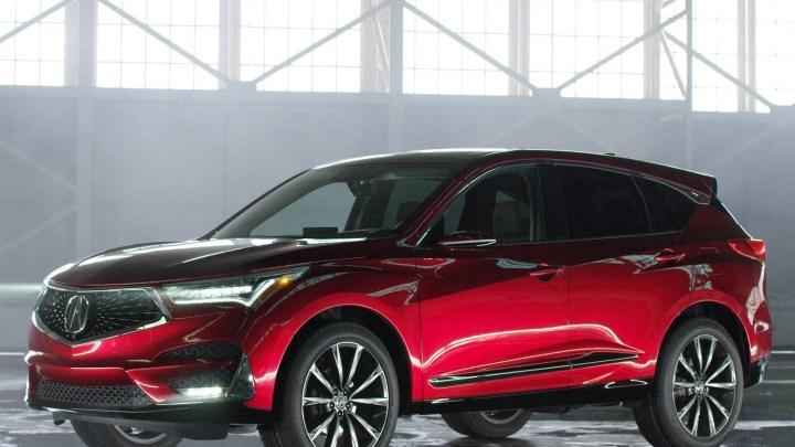 Acura RDX Prototype, le concept avec vue sur le futur au salon de Detroit