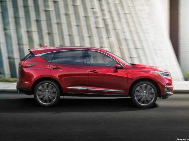Acura RDX Concept 2018 - 06