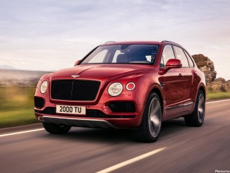 Bentley Bentayga V8 2018