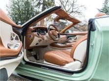 Carlsson Mercedes S Klasse Cabriolet Diospyros A217 2016