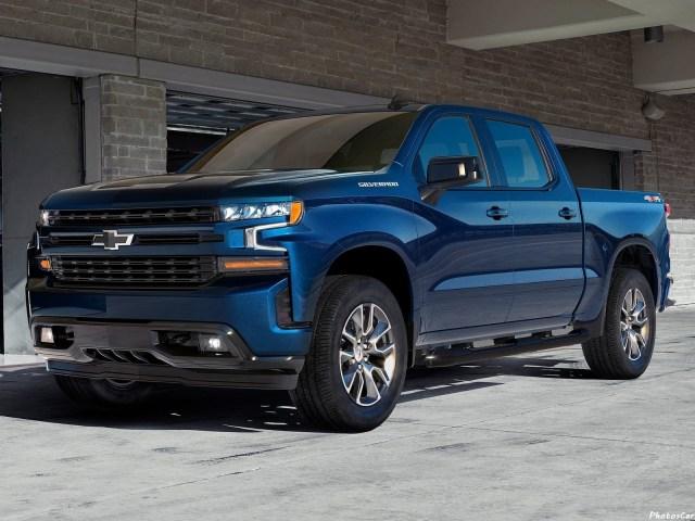 Chevrolet Silverado 2019 - 03