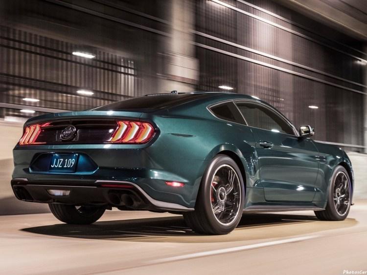 Ford Mustang Bullitt 2019 - 02