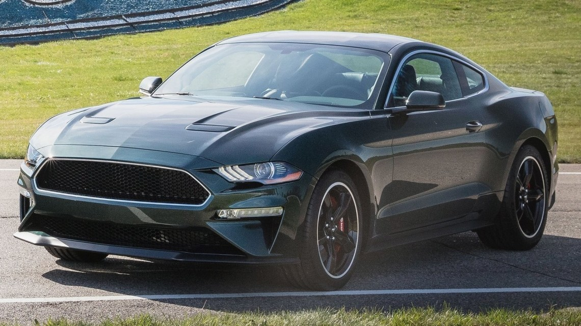 """Ford Mustang Bullitt 2019 célébre le 50e anniversaire du film """"Bullitt"""""""