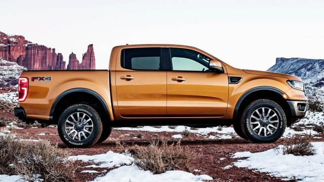 Ford Ranger US Version 2019 - 03