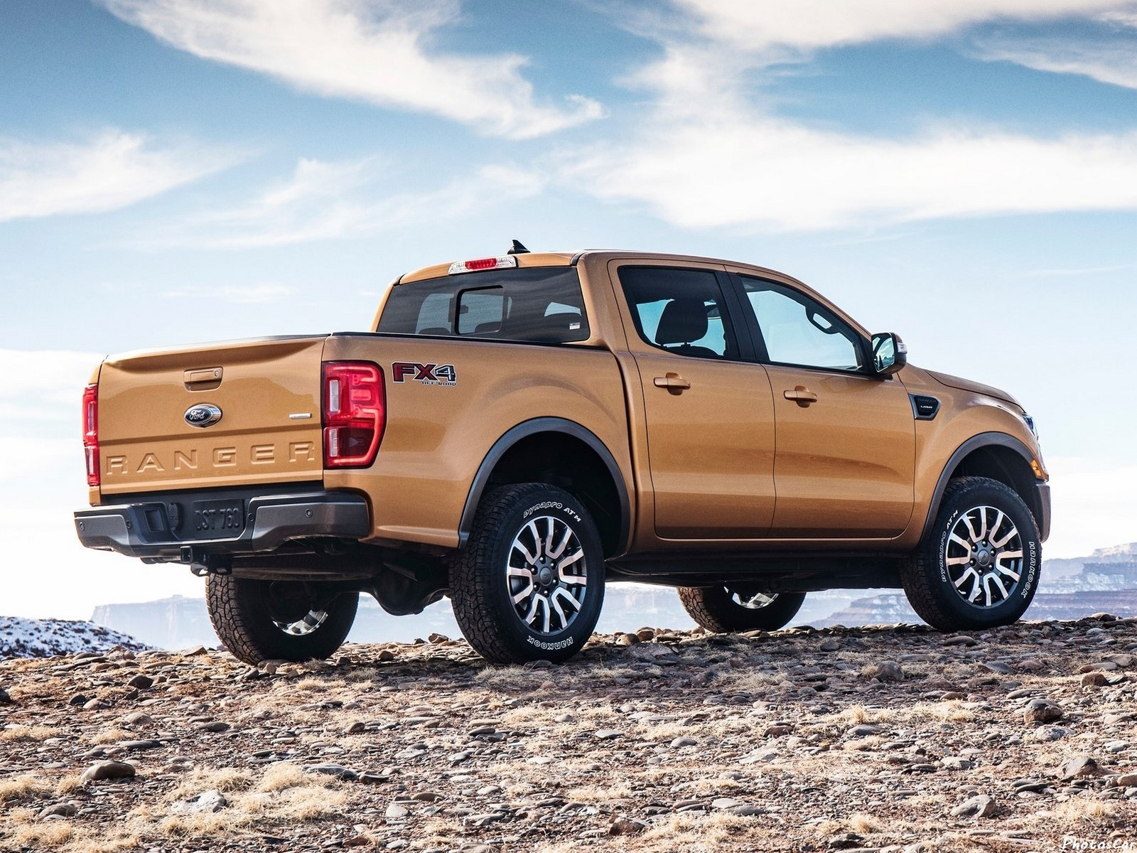 Ford Ranger US Version 2019