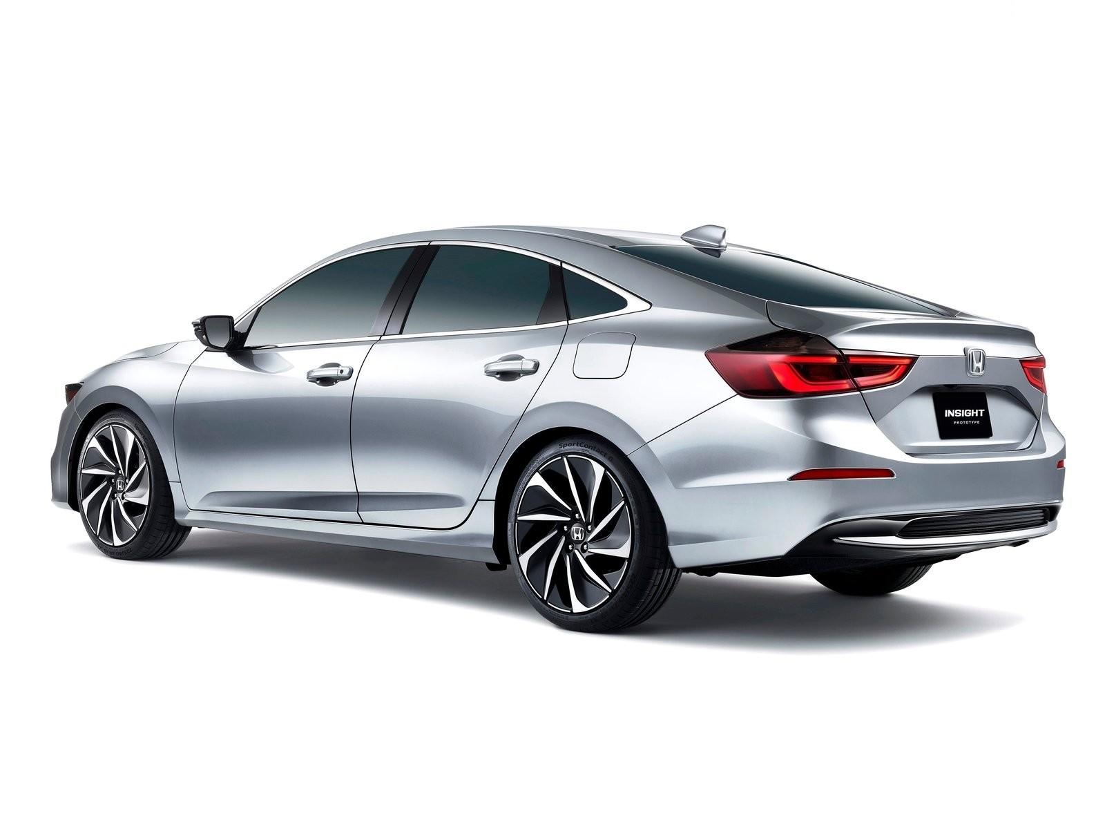 Honda Insight Concept 2018