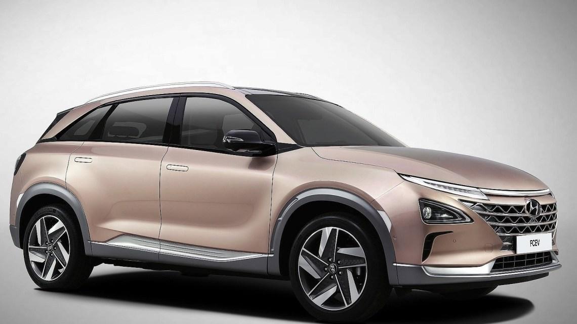 Hyundai Nexo 2019 – Le nouveau prototype hydrogène de Hyundai