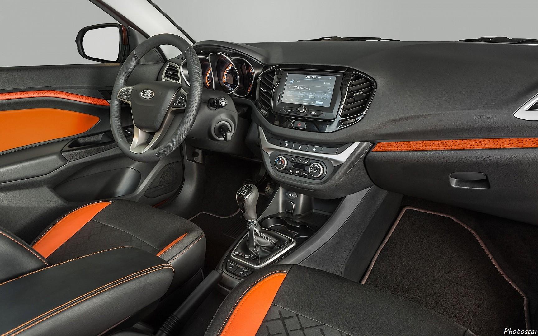 Lada Vesta SW-Cross 2018
