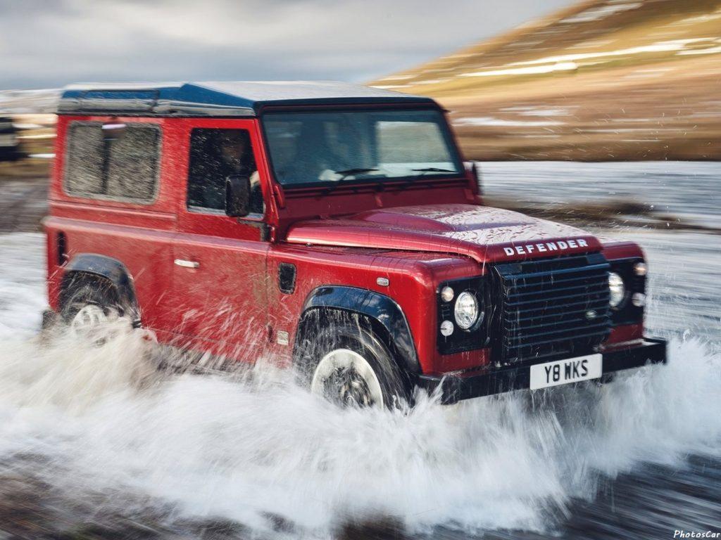 Land Rover Defender Works V8 2018 - 05