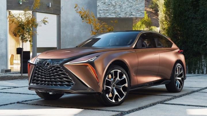 Lexus LF-1 Limitless Concept 2018: Un nouveau genre de véhicule de luxe