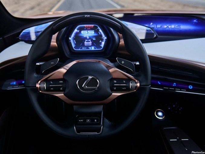 Lexus LF-1 Limitless Concept 2018 - 10