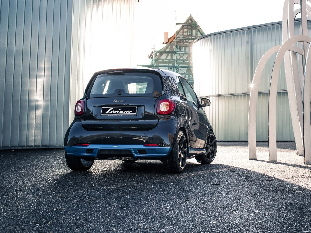 Lorinser Smart ForTwo Coupe Electric Drive C453 2017