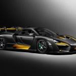McLaren Senna Carbon Theme by MSO 2019