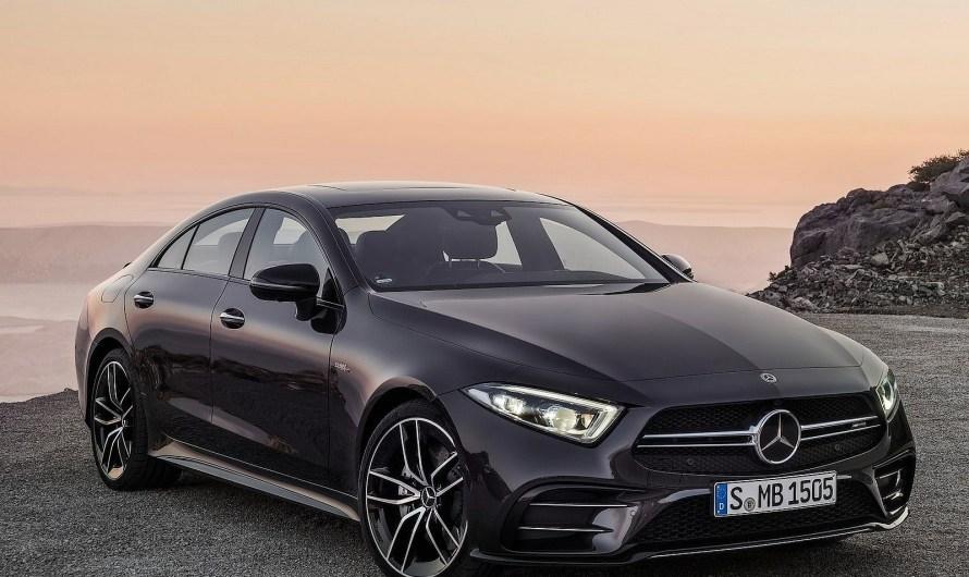 Mercedes AMG CLS 53 2019 – Intérieur luxueux et des sièges sur mesure