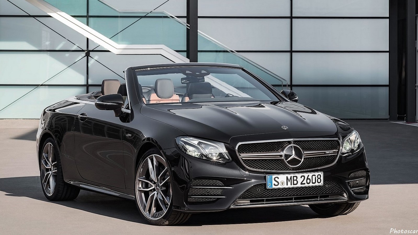 Mercedes AMG E53 Coupe 2019