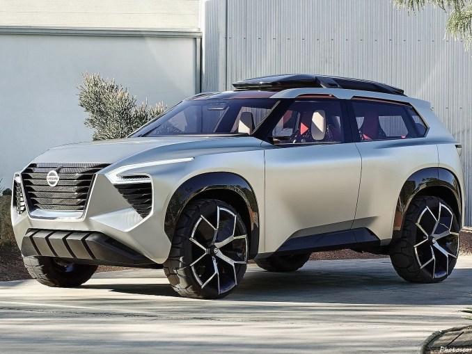 Nissan Xmotion Concept 2018 - 01