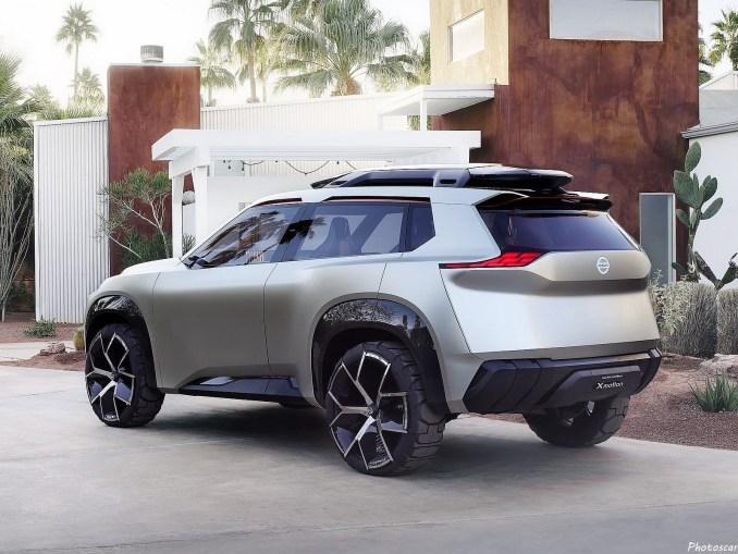 Nissan Xmotion Concept 2018 - 02