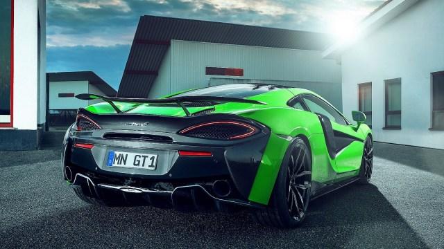 Novitec - McLaren 570GT 2017